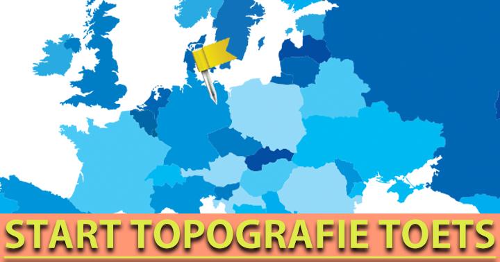 Slaag jij voor jouw topografie examen over Europese steden?