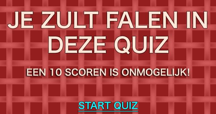 Algemene Kennis Quizzz