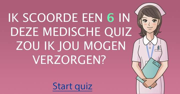 Medische Kennis Quiz