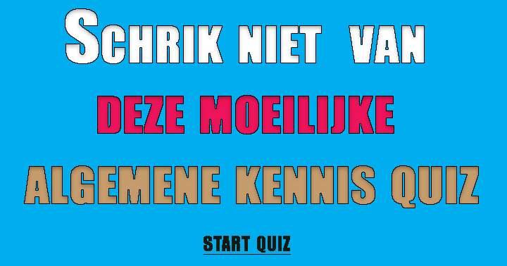 Wij Schrokken Van De Rampzalige Scores...